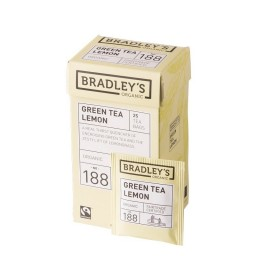 Bradley's - Green Tea Lemon...