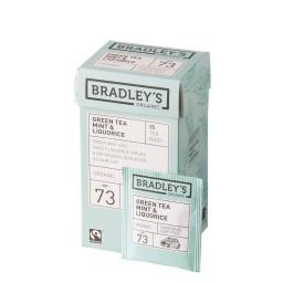 Bradley's - Green Tea Mint...