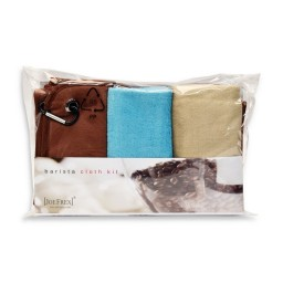 CLEANING CLOTH BARISTA KIT