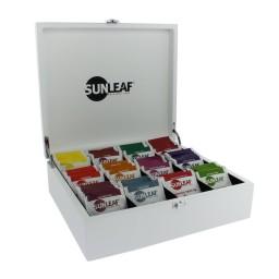 SUNLEAF - Prezentér na čaje...