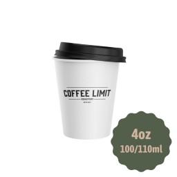 Paper cup 100/110ml 4oz...