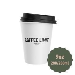 Paper cup 200/250ml 9oz (50...