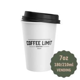 Paper cup 180/210ml 7oz -...