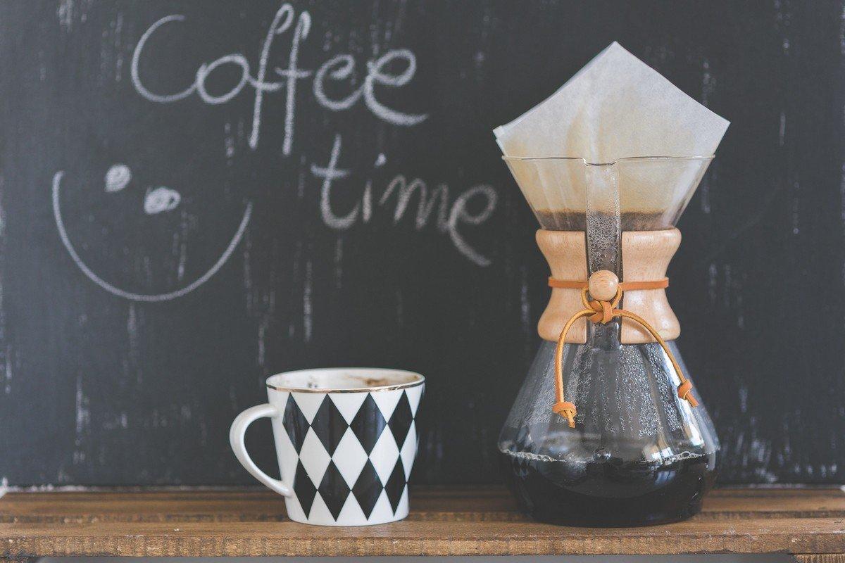 Káva v lehce netradičním pojetí