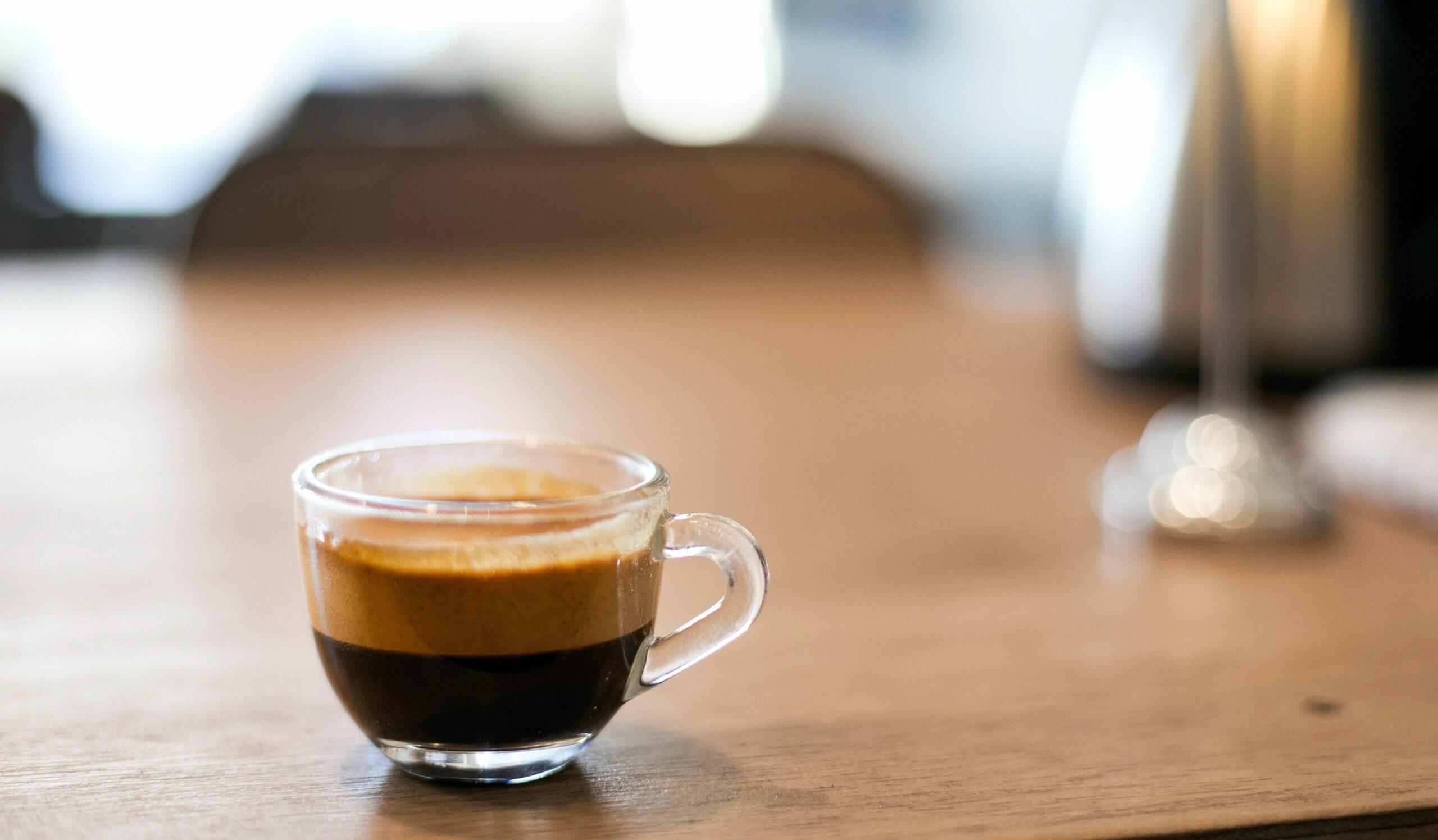 Kávové nápoje – espresso je král